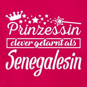 Senegalesin T-Shirts - Frauen T-Shirt