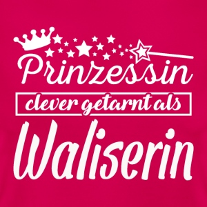 Waliserin T-Shirts - Frauen T-Shirt