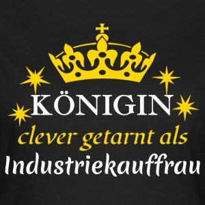 Industriekauffrau T-Shirts - Frauen T-Shirt