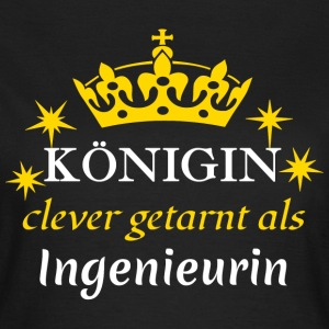 Ingenieurin T-Shirts - Frauen T-Shirt