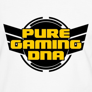 PURE GAMING DNA - Men's Ringer T-Shirt. - Men's Ringer Shirt