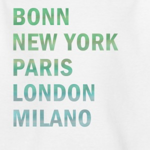 Metropole Bonn T-Shirts - Teenager T-Shirt