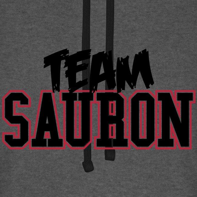 Hoodie Bicolor Team Sauron