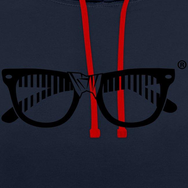 Shades Logo Hoodie Bicolor