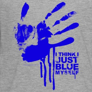 Arrested Development Just Blue Myself Quote - Teenager Premium shirt met lange mouwen
