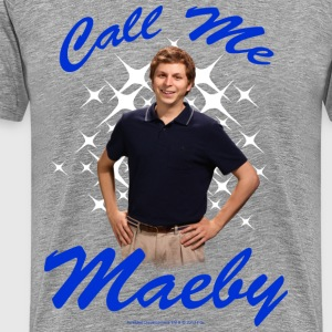 Arrested Development Tobias Call Me Maeby - T-shirt Premium Homme
