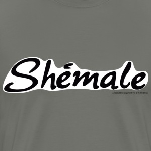 Arrested Development Lindsay Shémale - Premium-T-shirt herr