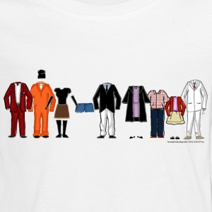 Arrested Development Bluth Family Lineup - Teenager Premium shirt met lange mouwen