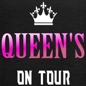 Queens on Tour Tops - Frauen Tank Top von Bella