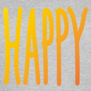 Happy  - Frauen T-Shirt