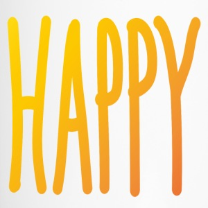 Happy  - Thermobecher