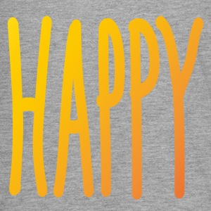 Happy  - Teenagers' Premium Longsleeve Shirt