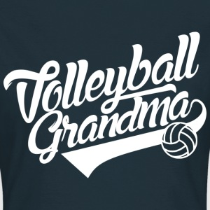 volleyball grandma T-Shirts - Frauen T-Shirt