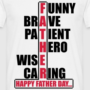 FATHER'S DAY T-SHİRT T-Shirts - Men's T-Shirt