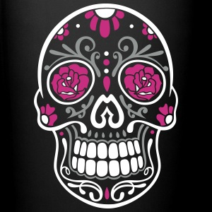 Traditional Mexican sugar skull, day of the dead. Mugs & Drinkware - Full Colour Mug
