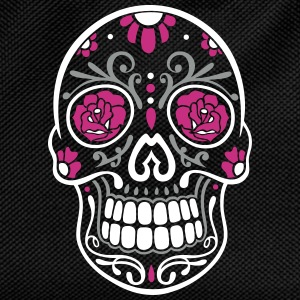Traditional Mexican sugar skull, day of the dead. Bags & Backpacks - Kids' Backpack
