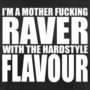 Mother F*cking Raver EDM Quote T-shirts - Andningsaktiv T-shirt dam