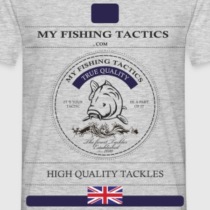 My Fishing Tactics - T-shirt - T-shirt Homme