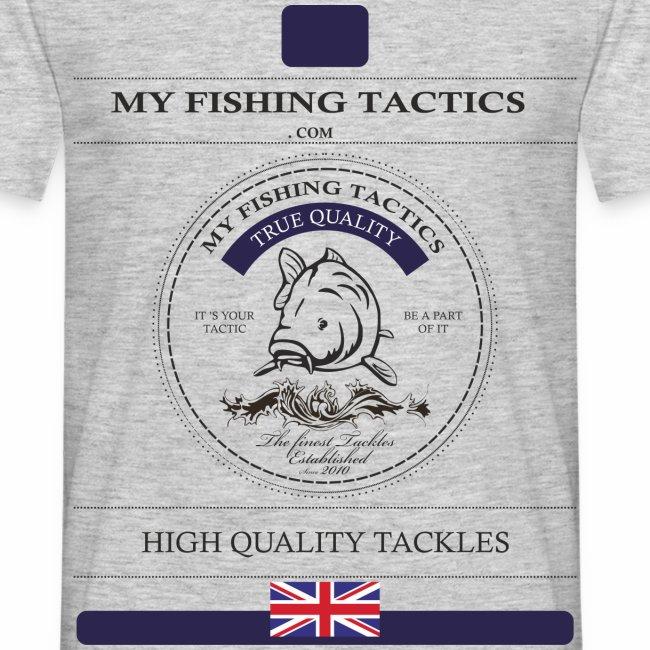 My Fishing Tactics - T-shirt