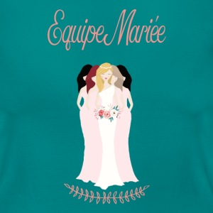 (equipe_marie__blond_had_beautiful) Tee shirts - T-shirt Femme