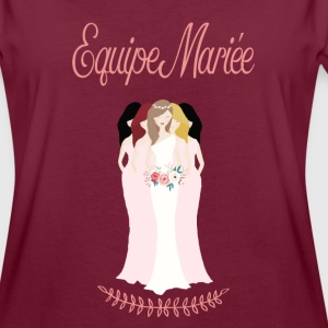 (equipe_marie__brown_had_beautiful) Tee shirts - T-shirt oversize Femme