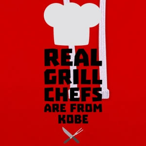 Véritables Chefs Grill proviennent de Kobe Sf9y7 Sweat-shirts - Sweat-shirt contraste
