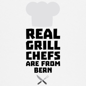 Real Grill Chefs are from Bern S2utk Baby Long Sleeve Shirts - Baby Long Sleeve T-Shirt