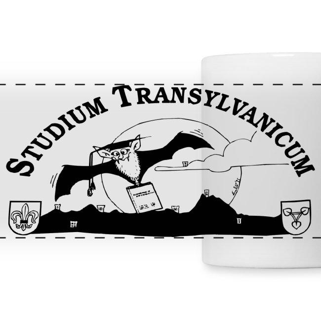 "Kaffeepott ""Studium Transylvanicum"""