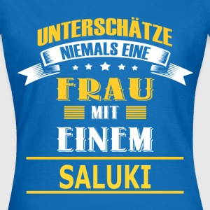 SALUKI T-Shirts - Frauen T-Shirt