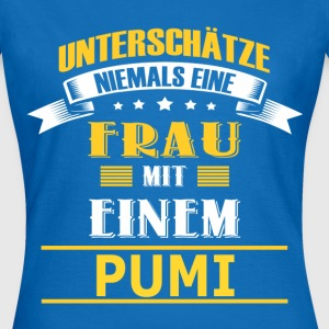 PUMI T-Shirts - Frauen T-Shirt