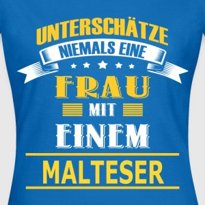 MALTESER T-Shirts - Frauen T-Shirt
