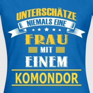 KOMONDOR T-Shirts - Frauen T-Shirt