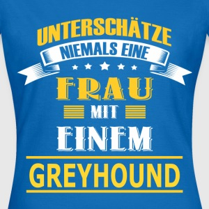 GREYHOUND T-Shirts - Frauen T-Shirt