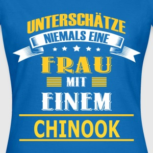 CHINOOK T-Shirts - Frauen T-Shirt