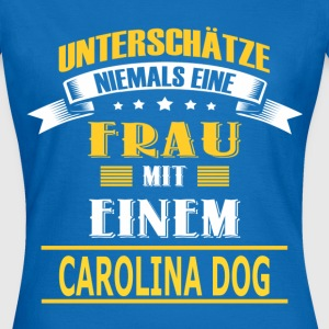 CAROLINA DOG T-Shirts - Frauen T-Shirt