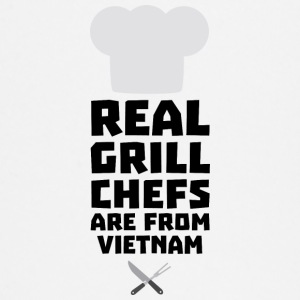 Real Grill Chefs are from Vietnam S4v51 Baby Long Sleeve Shirts - Baby Long Sleeve T-Shirt