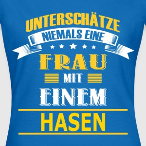HASEN T-Shirts - Frauen T-Shirt