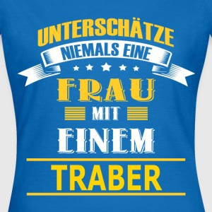 TRABER T-Shirts - Frauen T-Shirt