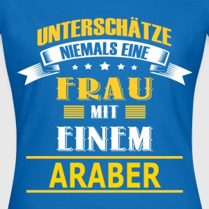 ARABER T-Shirts - Frauen T-Shirt