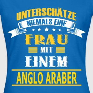 ANGLO ARABER T-Shirts - Frauen T-Shirt