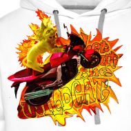 Motiv ~ Let out the wildcat 2, sweatshirt