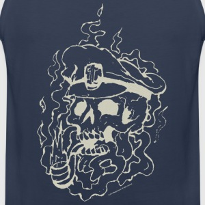 Skull Collection - Men's Tank Top - Débardeur Premium Homme
