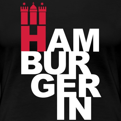 HAMBURGERIN 2c Hamburg Wappen