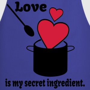 Love Cooking Saying  Aprons - Cooking Apron