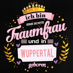 Wuppertal Traumfrau Baby T-Shirts - Baby T-Shirt