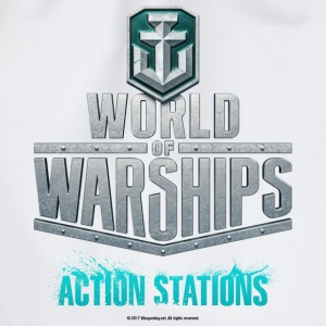 World of Warships Logo Collection - Gym Bag - Turnbeutel