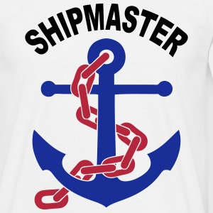 Capitaine - shipmaster Tee shirts - T-shirt Homme