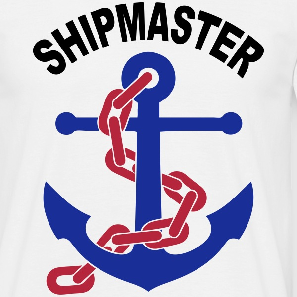 Capitaine - shipmaster T-Shirts - Men's T-Shirt