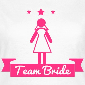 Team bride,Hen Party,Bachelorette,Bride,Wedding - Women's T-Shirt