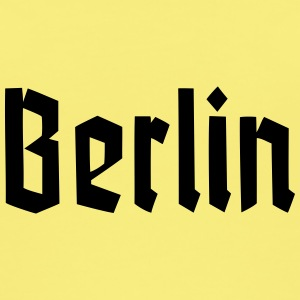 BERLIN Fraktur Tops - Frauen Bio Tank Top